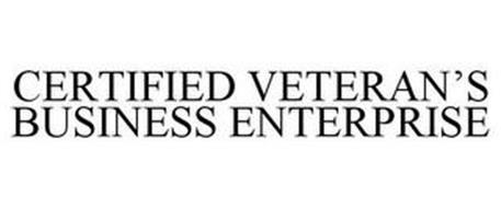 CERTIFIED VETERAN'S BUSINESS ENTERPRISE