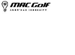 MAC GOLF AMERICAN INGENUITY