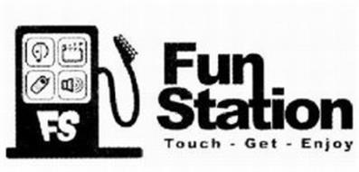 FS FUN STATION TOUCH - GET - ENJOY