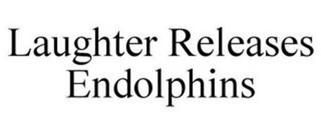 LAUGHTER RELEASES ENDOLPHINS