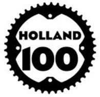HOLLAND 100 Trademark of Macatawa Cycling Club Serial ...