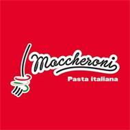 MACCHERONI PASTA ITALIANA