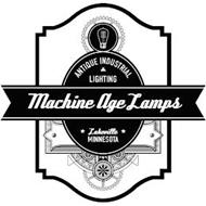 MACHINE AGE LAMPS ANTIQUE INDUSTRIAL LIGHTING LAKEVILLE MINNESOTA