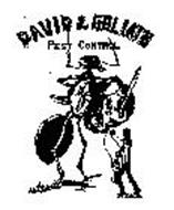 DAVID & GOLIATH PEST CONTROL