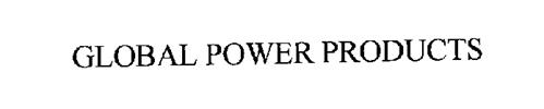 GLOBAL POWER PRODUCTS