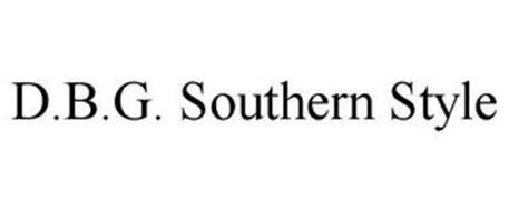 D.B.G. SOUTHERN STYLE