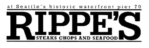 RIPPE'S STEAKS CHOPS AND SEAFOOD AT SEATTLE'S HISTORIC WATERFRONT PIER 70