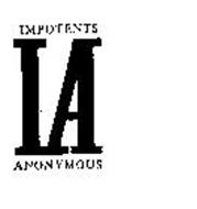 IA IMPOTENTS ANONYMOUS
