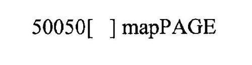 50050[ ] MAPPAGE
