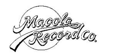 MACOLA RECORD CO.