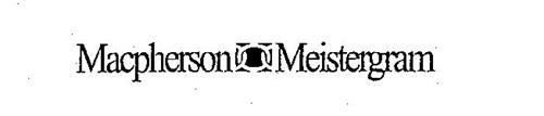 MACPHERSON MEISTERGRAM