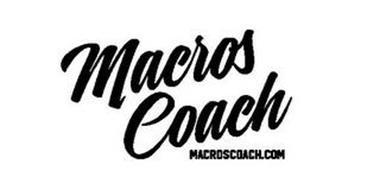 MACROS COACH