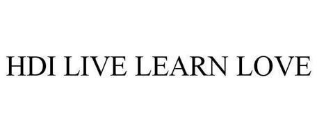 HDI LIVE LEARN LOVE