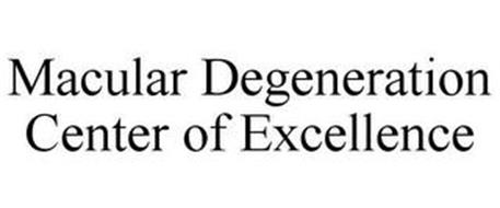 MACULAR DEGENERATION CENTER OF EXCELLENCE