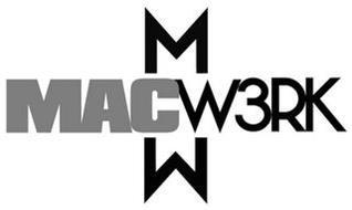 M MACW3RK W