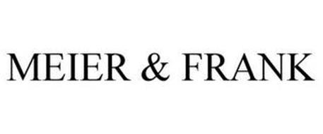 MEIER & FRANK