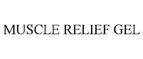 MUSCLE RELIEF GEL
