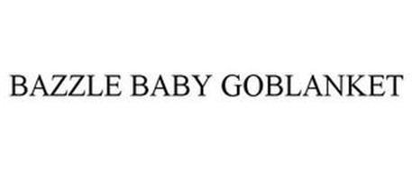 BAZZLE BABY GOBLANKET