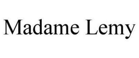 MADAME LEMY