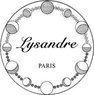 LYSANDRE PARIS