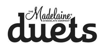 THE MADELAINE CHOCOLATE COMPANY DUETS