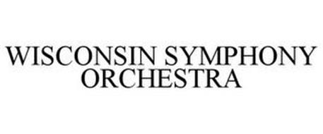 WISCONSIN SYMPHONY ORCHESTRA