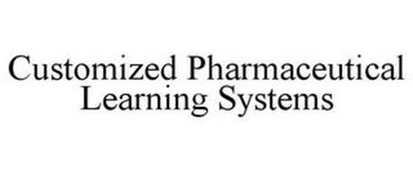 CUSTOMIZED PHARMACEUTICAL LEARNING SYSTEMS