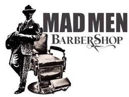 MAD MEN BARBERSHOP