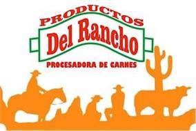 PRODUCTOS DEL RANCHO PROCESADORA DE CARNE