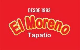 DESDE 1993 EL MORENO TAPATIO