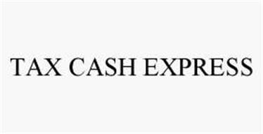 TAX CASH EXPRESS