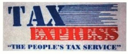TAX EXPRESS THE PEOPLES TAX SERVICE