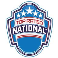 TOP RATED NATIONAL