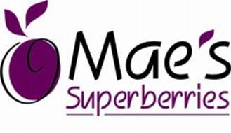 MAE'S SUPERBERRIES
