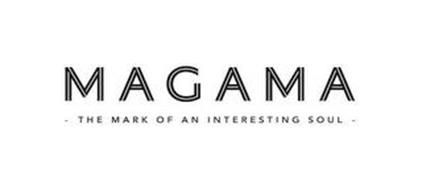 MAGAMA - THE MARK OF AN INTERESTING SOUL -