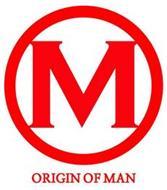 O M ORIGIN OF MAN