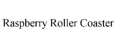 RASPBERRY ROLLER COASTER