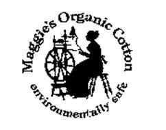 MAGGIE'S ORGANIC COTTON ENVIRONMENTALLY SAFE
