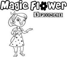 MAGIC FLOWER SPONGE