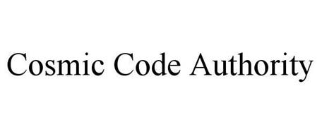 COSMIC CODE AUTHORITY