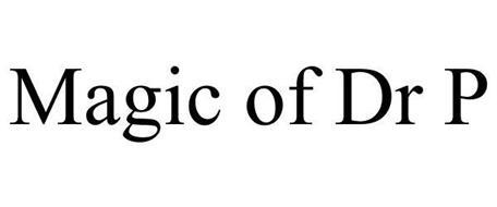 MAGIC OF DR P