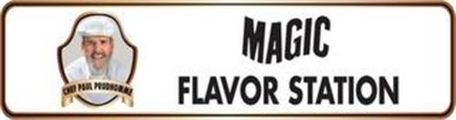 CHEF PAUL PRUDHOMME MAGIC FLAVOR STATION