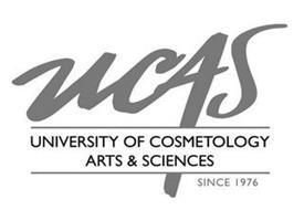 UCAS UNIVERSITY OF COSMETOLOGY ARTS & SCIENCES SINCE 1976