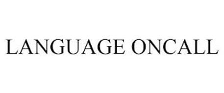 LANGUAGE ONCALL