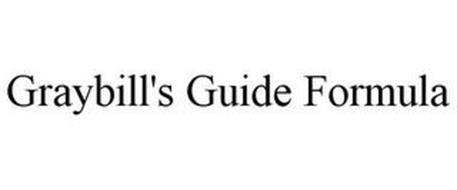 GRAYBILL'S GUIDE FORMULA