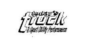TODAY'S TRUCK & SPORT UTILITY PERFORMANCE