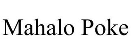 MAHALO POKE