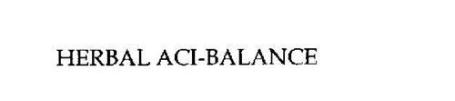 HERBAL ACI-BALANCE