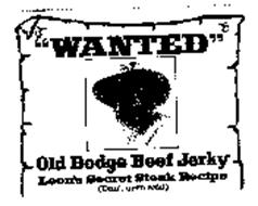 WANTED OLD DODGE JERKY