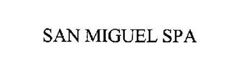 SAN MIGUEL SPA